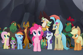 MY LITTLE PONY FILM 2D DABING